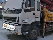 出售09年三一五十铃46米泵车(北方豪车)