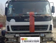 出售2008年中联五十铃37米泵车