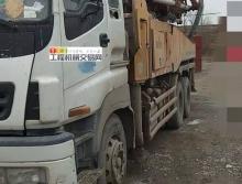 出售2010年12月三一五十鈴40米泵車