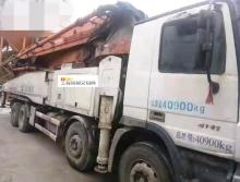 精品出售14年中聯奔馳52米泵車