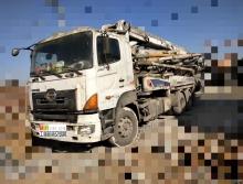 出售10年中联日野37米泵车