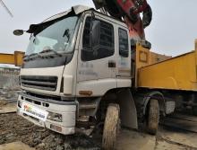精品转让11年出厂三一五十铃52米泵车