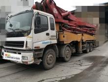 精品转让12年星马五十铃52米泵车