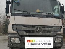 精品转让11年出厂中联奔驰49米泵车