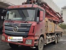 精品出售17年5月福田雷萨50米泵车(国五)