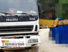 老泵出售06年出廠三一五十鈴37米泵車