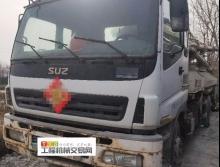 裸車出售2007年出廠中聯五十鈴37米