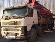 出售05年三一沃爾沃45米泵車