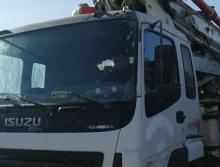 出售北方車源10年10月出廠中聯五十鈴52米(6節臂)