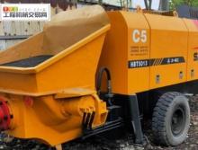 转让2011年三一重工50-13电拖泵