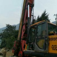 轉讓三一重工2012年280旋挖鉆機