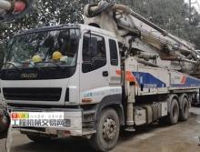 精品裸車出售11年出廠中聯五十鈴47米泵車