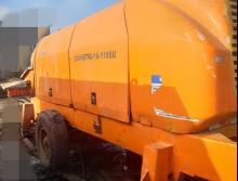 出售09年中联8016110拖泵