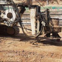 转让中联重科2011年220c旋挖钻机