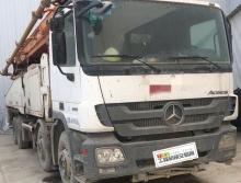 精品出售13年出厂中联奔驰52米泵车(双胞胎)