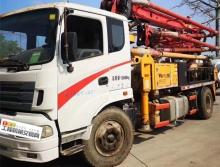 车主精品转让14年出厂三一21米泵车(国四精品)