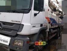 终端出售精品11年2月中联奔驰47米泵车