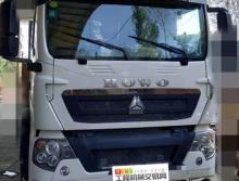 精品转让17年出厂青岛科尼乐33米泵车(国五精品)