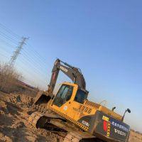 轉讓沃爾沃2015年210履帶挖掘機