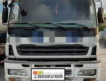 精品转让2010年三一五十铃底盘48米泵车