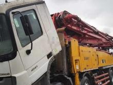 精品转让2011年三一奔驰底盘48米泵车