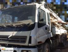 出售2005年三一五十铃37米泵车