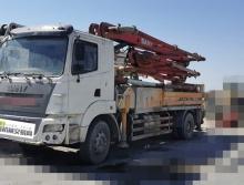 精品出售13年三一25米泵车