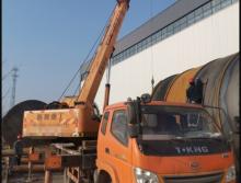 转让新源2015年小12吨吊车