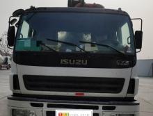 出售2008年大象五十铃38米泵车