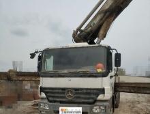 終端出售2009年7月出廠中聯奔馳47米(三橋叉腿)