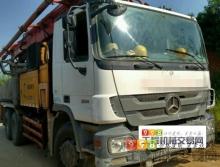 出售12年三一奔馳46米泵車