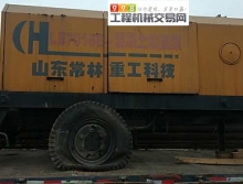 废铁价转让03年山东常林全新75千瓦电拖泵