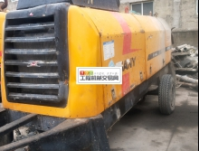 精品出售12年出厂8518柴油拖泵