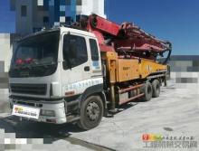 出售2011年出厂三一五十铃40米泵车