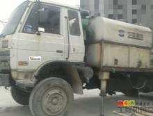 出售2009年出厂中联东风9014车载泵(有干活视频)