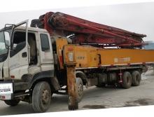 精品出售12年三一五十铃 48米泵车