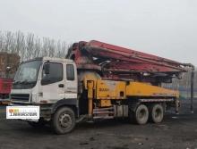 出售08年三一五十铃43米泵车