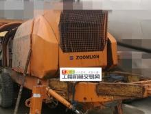 车主精品转让13年出厂中联8016.174柴油拖泵(带300米管)
