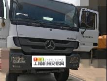 极品出售13年出厂徐工奔驰52米泵车