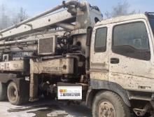 低价处理03年三一五十铃37米泵车