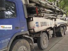 转让10年中联沃尔沃44米泵车