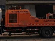 出售12年出厂中联东风10022车载泵
