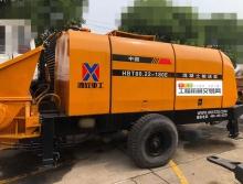 极品出售15年湘砼重工8022双电机拖泵