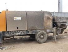 出售2013年楚笼8013-110电拖泵(带管)