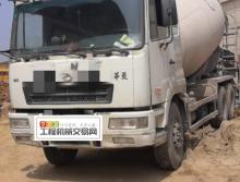 出售2013年华菱星马大12方搅拌车(国四)