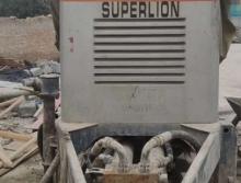 出售11年出厂盛隆8013110电拖泵