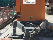 出售2019年投产使用的力诺HBT6013—140拖泵