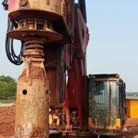 转让三一重工2006年220旋挖钻机