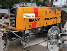 车主直转2010年三一601413拖泵