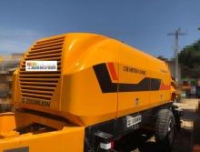 出售13年中联6013-90电拖泵